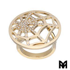 CHAUMET ATTRAPE-MOI GOLD DIAMONDS