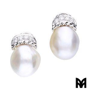BAROQUE PEARLS EARRINGS AUSTRALIA