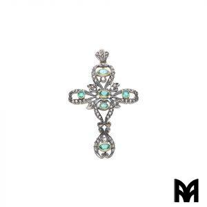 CROSS EMERALD ROSE DIAMOND