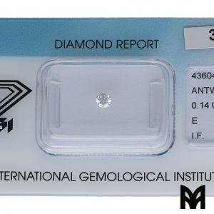 DIAMOND E IF 0,14