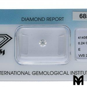 DIAMOND E VVS2 0,24