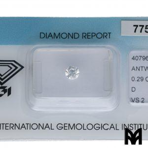 DIAMOND D VS2 0,29